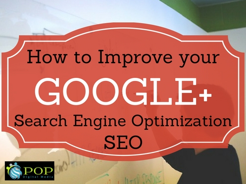 How to Improve your SEO with Google Plus